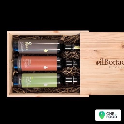 Giftbox Set Extra Virgin Olive Oil